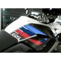 ADESIVI 3D PROTEZIONI SERBATOIO LATERALI BMW R 1200 GS 2008/2012