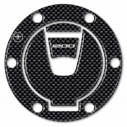 3D STICKER CARBON TANK CAP PROTECTION FOR DUCATI MULTISTRADA 1200/S 2010/2017
