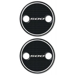 3D CARTER PROTECTION STICKERS FOR YAMAHA T-MAX 500