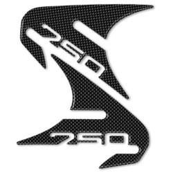 ADESIVI 3D PROTEZIONI LATERALI SPIGOLI PER HONDA INTEGRA 750 2014/2018