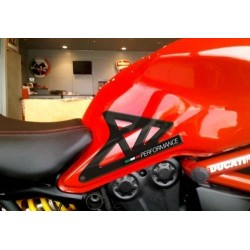 3D STICKERS SIDE PROTECTION TANK FOR DUCATI MONSTER