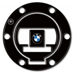 3D STICKERS PROTECTION TANK CAP BLACK BMW R 1200 GS 2013/2016