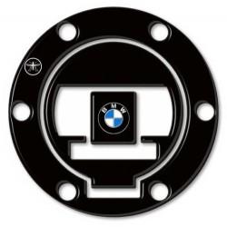 ADESIVI 3D PROTEZIONE TAPPO SERBATOIO NERO BMW S 1000 XR, R 1200 R/RS 2015/2016