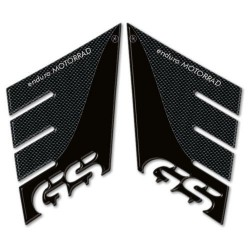 ADESIVI 3D PROTEZIONI LATERALI SERBATOIO PER BMW R 1200 GS 2008/2012