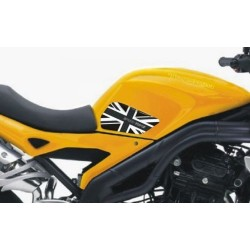3D STICKERS SIDE PROTECTION TANK FOR TRIUMPH SPEED TRIPLE UNTIL 2013
