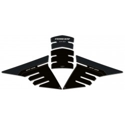 ADESIVI 3D PROTEZIONI LATERALI E SERBATOIO PER YAMAHA MT-09 TRACER