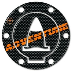 3D STICKER TANK CAP PROTECTION KTM ADVENTURE 1050/1190/1290