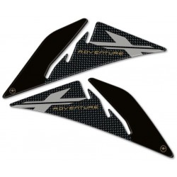 3D STICKERS TANK SIDE PROTECTIONS FOR HONDA NC 700 X 2012/2013, NC 750 X 2014/2015