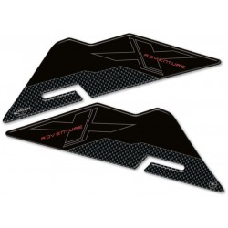 3D STICKERS TANK SIDE PROTECTIONS FOR HONDA NC 700 X, NC 750 X