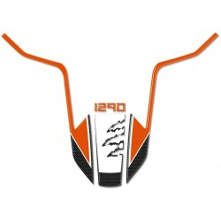 3D STICKER FRONT FENDER PROTECTION FOR KTM ADVENTURE 1290