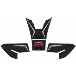 3D STICKERS TANK AND SIDE PROTECTIONS BMW S 1000 XR CARBON