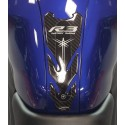 3D ADHESIVE TANK PROTECTION FOR YAMAHA YZF-R3 CARBON