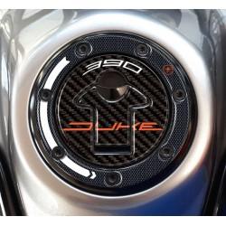 ADESIVO 3D PROTEZIONE TAPPO SERBATOIO PER KTM 390 DUKE 2017/2020