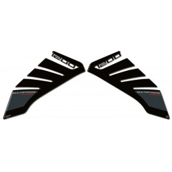 3D STICKERS TANK SIDE PROTECTIONS FOR DUCATI MULTISTRADA ENDURO