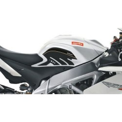 3D STICKERS TANK SIDE PROTECTIONS FOR APRILIA RSV4