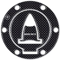 3D STICKERS CARBON TANK CAP DUCATI MULTISTRADA 1200/S/ENDURO