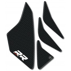 3D STICKERS TANK SIDE PROTECTIONS FOR BMW S 1000 RR