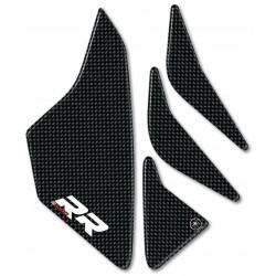 ADESIVI 3D PROTEZIONI LATERALI SERBATOIO PER BMW S 1000 RR