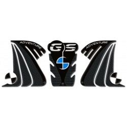 3D STICKERS SIDE PROTECTION AND TANK FOR BMW R 1200 GS ADVENTURE 2014/2018