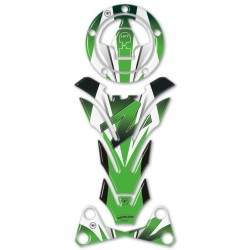 3D STICKERS PROTECTION TANK, CAP, HANDLEBAR RISER FOR KAWASAKI Z 750 2007/2012