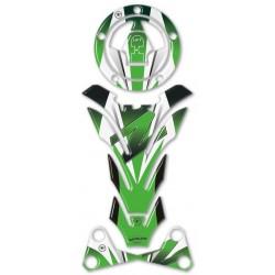 3D STICKERS PROTECTION TANK, CAP, HANDLEBAR RISER FOR KAWASAKI Z 1000 2007/2011