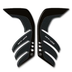 3D STICKERS TANK SIDE PROTECTIONS FOR YAMAHA MT-09