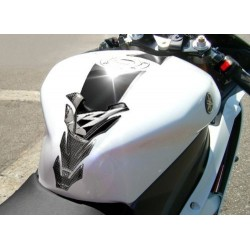 3D STICKERS PROTECTION TANK, CAP, HANDLEBAR PLATE FOR YAMAHA R1 2007/2008