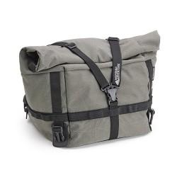 KAPPA SEAT BAG WITH INTERNAL WATERPROOF LINING CAPACITY 19 LITERS COLOR GRAY