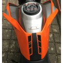 3D STICKERS KIT TANK, CAP AND SIDE PROTECTIONS FOR KTM 790 DUKE