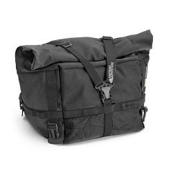 KAPPA SEAT BAG WITH WATERPROOF LINING CAPACITY 19 LITERS COLOR BLACK