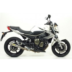ARROW COMPLETE EXHAUST SYSTEM WITH PRO-RACE STAINLESS STEEL TERMINAL FOR YAMAHA XJ6 DIVERSION 2009/2012