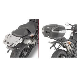 BRACKETS GIVI SR7708 FOR FIXING MONOKEY TRUNK FOR KTM 790 DUKE 2018/2019