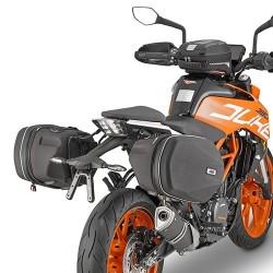GIVI FRAME FOR EASYLOCK/LATERAL BAGS FOR KTM 390 DUKE 2017/2020