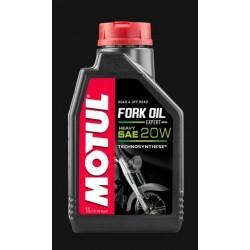OIL FORKS MOTUL SAE 20