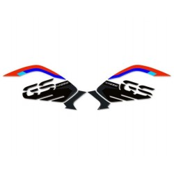 3D STICKERS SIDE PROTECTION TANK RALLY FOR BMW R 1250 GS 2018/2020
