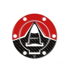 3D STICKER PROTECTION TANK CAP DUCATI HYPERMOTARD 950 2019/2020