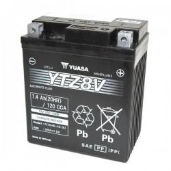 PRE-LOADED SEALED BATTERY YUASA YTZ8-V FOR HONDA CBR 500 R 2019/2020