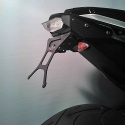 ADJUSTABLE ALUMINUM RANGE FOR KTM DUKE 690 R 2012/2017