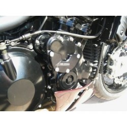 4-RACING SIDE CARTER PROTECTION FOR TRIUMPH SPEED TRIPLE 1050 2006/2010