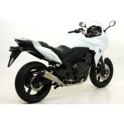 ARROW PRO-RACING EXHAUST TERMINAL IN STAINLESS STEEL FOR HONDA CBF 1000/ST 2010/2013*, APPROVED