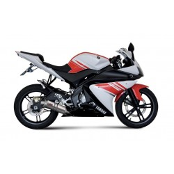 COMPLETE EXHAUST SYSTEM MIVV GP TITANIUM FOR YAMAHA YZF-R 125 2008/2013