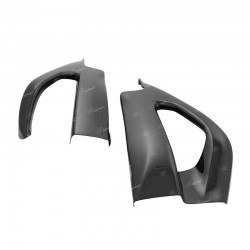 OPAQUE CARBON FORK PROTECTION FOR SUZUKI GSX-R 1000 2017/2019