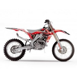 ADHESIVE KIT BLACKBIRD DESIGN DREAM 4 FOR HONDA CRF 450 R 2009/2012, CRF 250 R 2010/2013