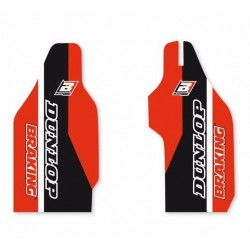 PAIR OF BLACKBIRD FORK STICKERS FOR HONDA CR 125 R 2004/2007, CR 250 R 2004/2007