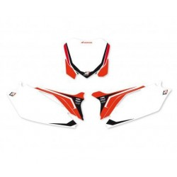 BLACKBIRD GRAPHIC NUMBER STICKER KIT FOR HONDA CRF 450 R 2009/2012, CRF 250 R 2010/2013