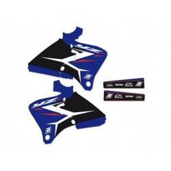 BLACKBIRD STICKERS KIT DREAM 4 GRAPHICS FOR YAMAHA YZ 250/426 F 2000/2002