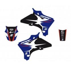 ADHESIVE KIT BLACKBIRD DESIGN DREAM 4 FOR YAMAHA WR 250 F 2005/2006, WR 450 F 2005/2006