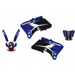 BLACKBIRD STICKERS KIT DREAM 4 GRAPHICS FOR YAMAHA WR 250/426 F 2000/2002
