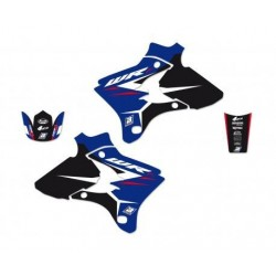 ADHESIVE KIT BLACKBIRD DESIGN DREAM 4 FOR YAMAHA WR 250 F 2003/2004, WR 450 F 2003/2004