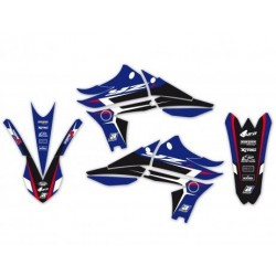 ADHESIVE KITS BLACKBIRD DESIGN DREAM 4 FOR YAMAHA YZF 450 2010/2013